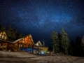 TLH Tyax Lodge at Night