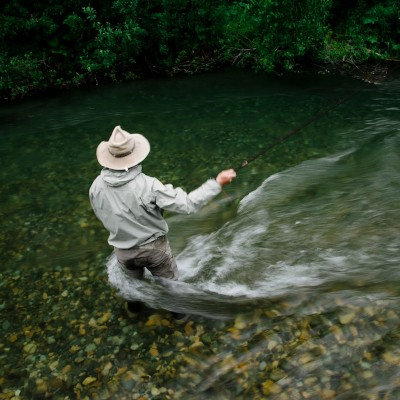 Gerd Klingenspor Fly Fishing